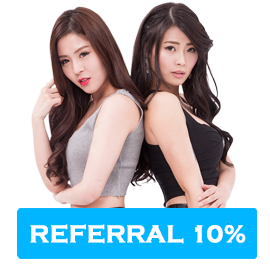 bonus referral 10%